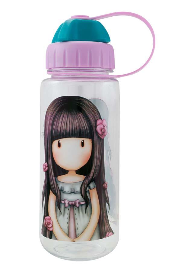 Santoro gorjuss παγούρι πλαστικό 550 ml - Rosie 818GJ02