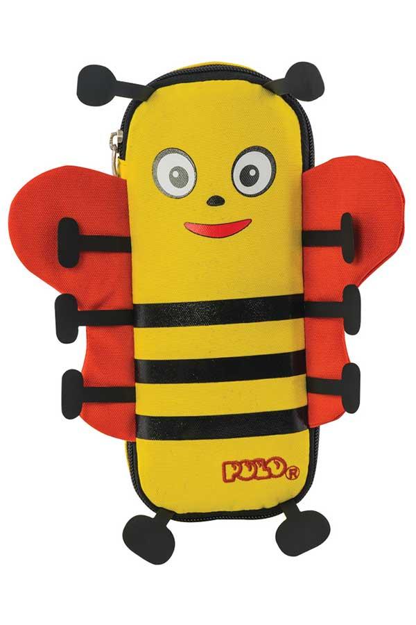Κασετίνα σχολική POLO ANIMAL μελισσούλα 93701104