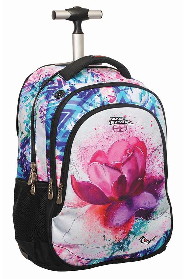 Σχολική τσάντα τρόλεϊ NO FEAR just for you 34705074