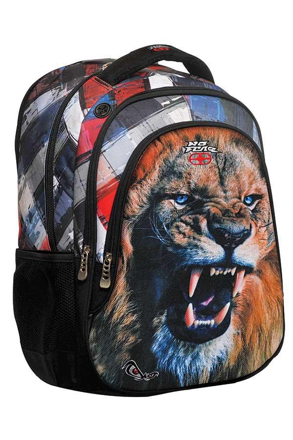 Σακίδιο πολυθεσιακό NO FEAR λιοντάρι 34730031