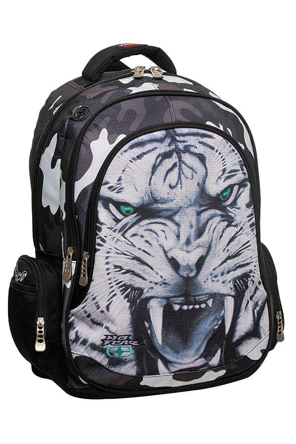 Σακίδιο πολυθεσιακό NO FEAR τίγρης 34731031