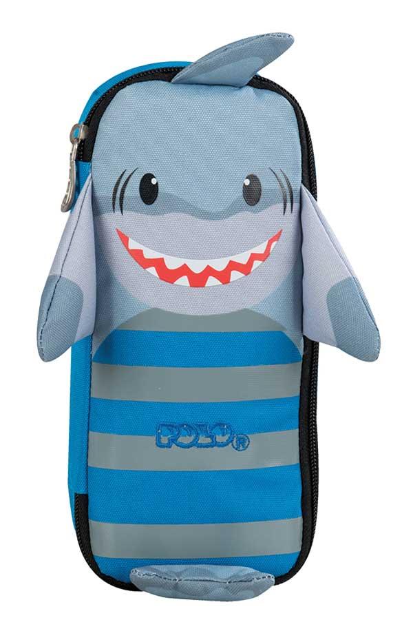Κασετίνα σχολική POLO ANIMAL καρχαρίας 93701160