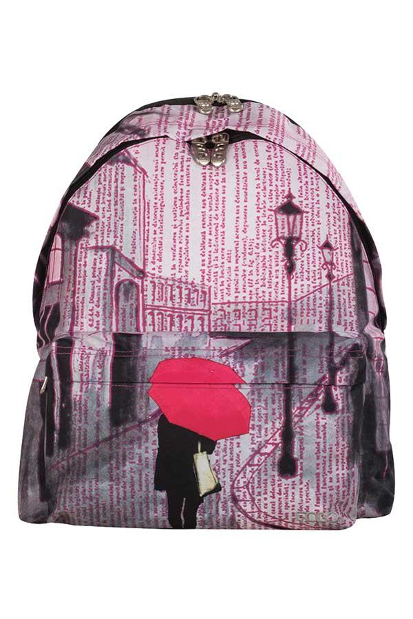 Σακίδιο POLO IDEA κόκκινη ομπρέλα 90122774