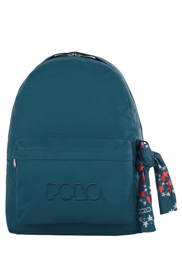 Σακίδιο POLO BACKPACK WITH SCARF ραφ 90113520