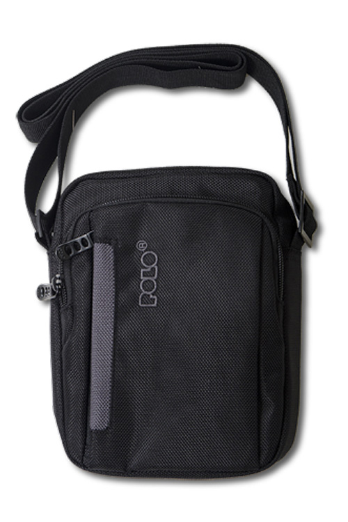 Τσαντάκι ώμου POLO X-CASE SMALL μαύρο 90711102