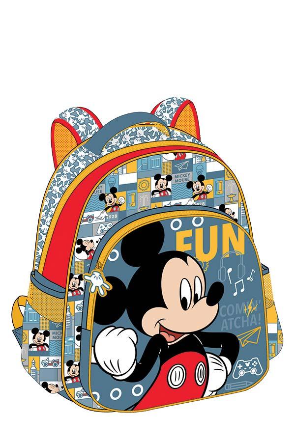 Σακίδιο νηπιαγωγείου Mickey Fun 0561730