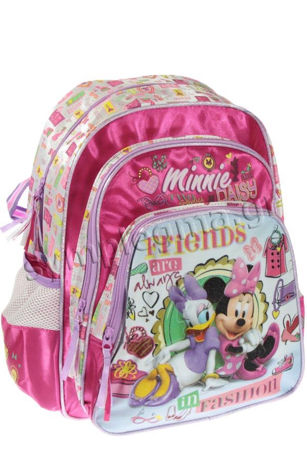 Σακίδιο πολυθεσιακό Minnie and Daisy two stylish 0560869 dd3e1e9a240