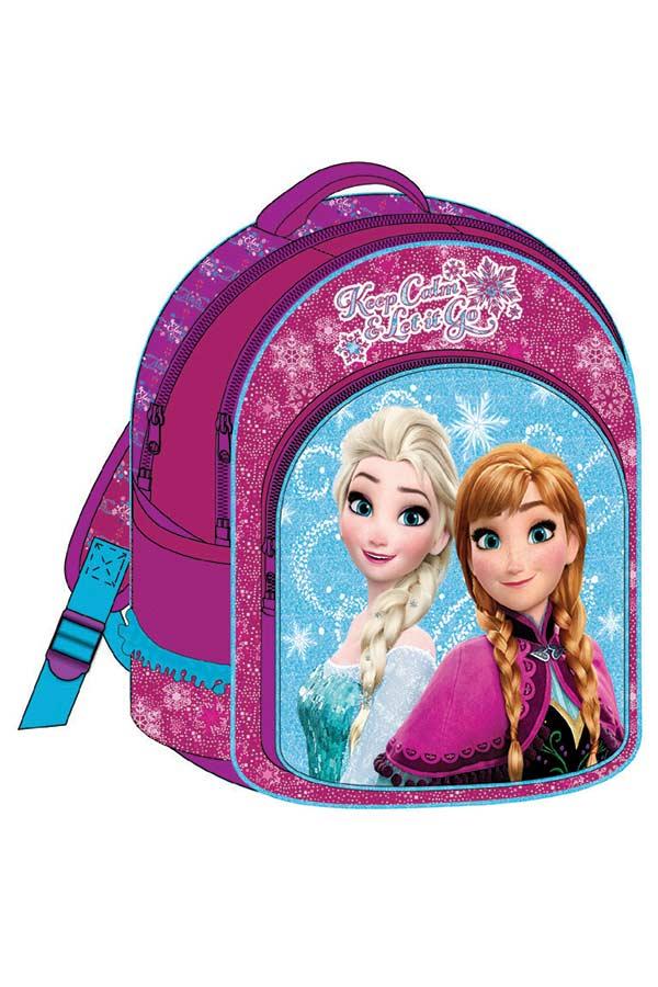 Σακίδιο πολυθεσιακό Frozen Keep calm and lei it go 0561413