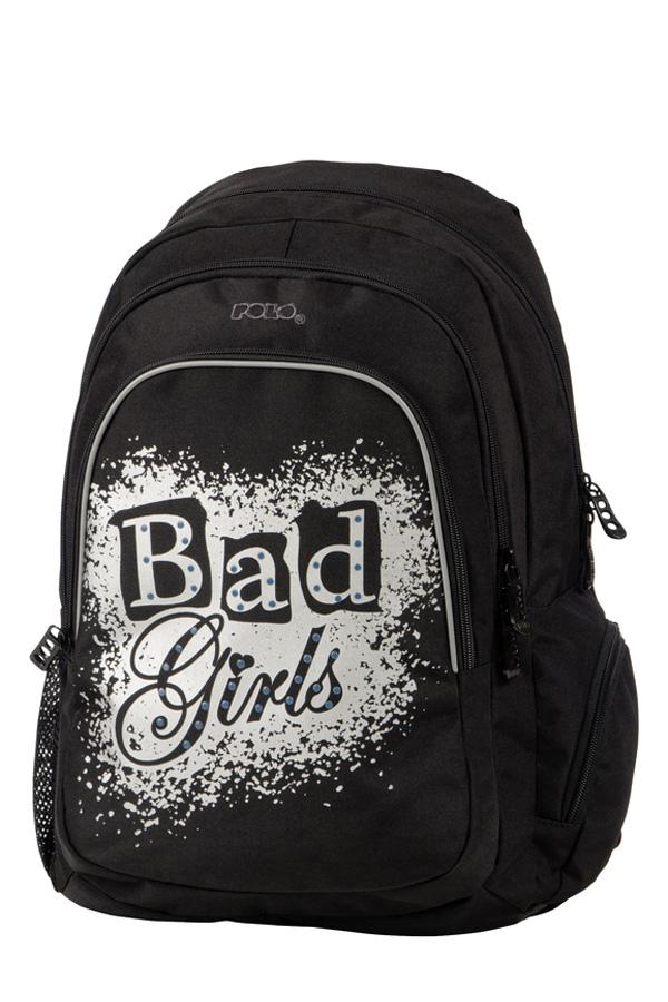 Σακίδιο πολυθεσιακό POLO BACKPACK LIGHT Bad Girls 90120141