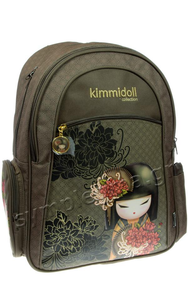 Σακίδιο πολυθεσιακό Kimmidoll Tatsuyo - Strong hearted 5322