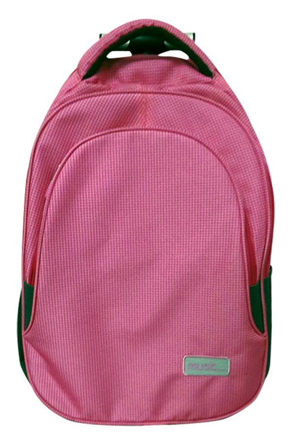 Σχολική τσάντα τρόλεϊ must Power ροζ 0579173