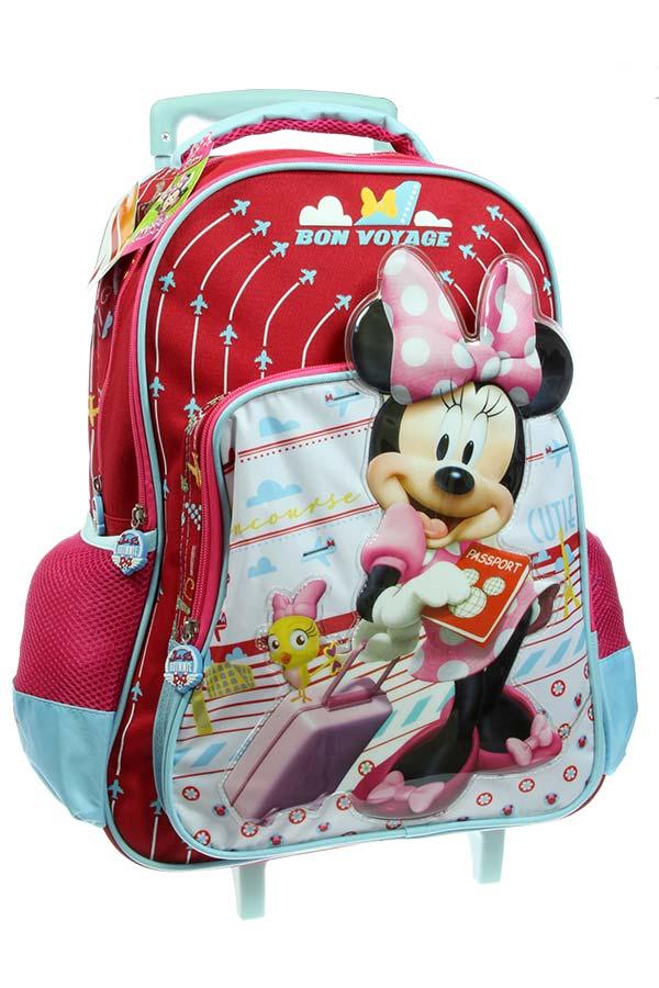 5af1f8da93 Σχολική τσάντα τρόλεϊ Minnie Concourse cutie 0561428