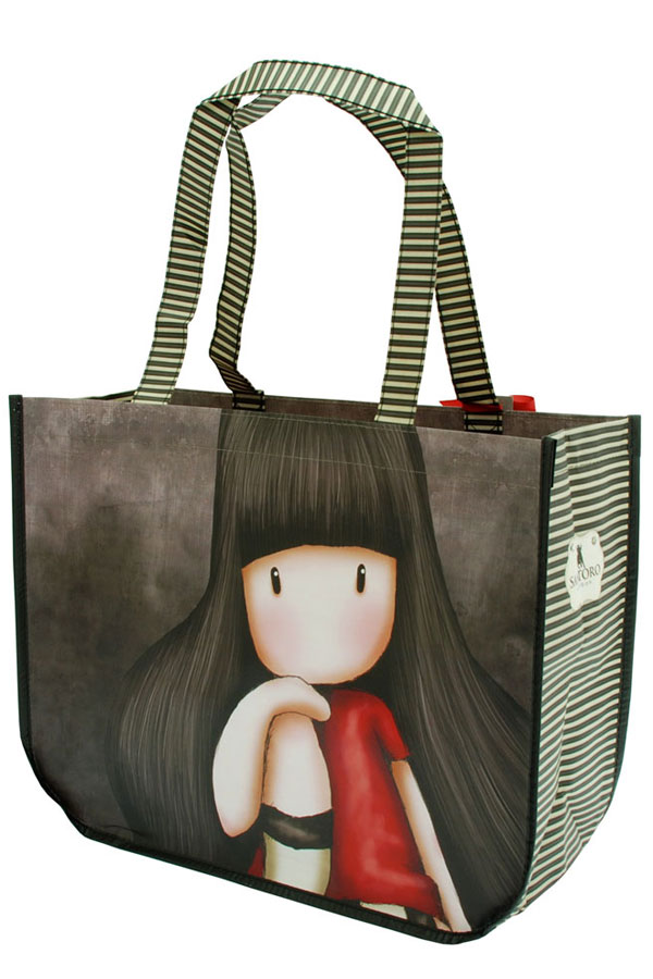 Τσάντα Shopping bag Santoro gorjuss - The collector 253GJ05