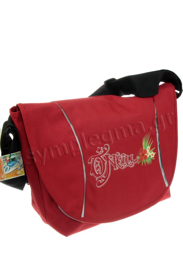 Τσάντα ταχυδρόμου O΄NEILL κόκκινη