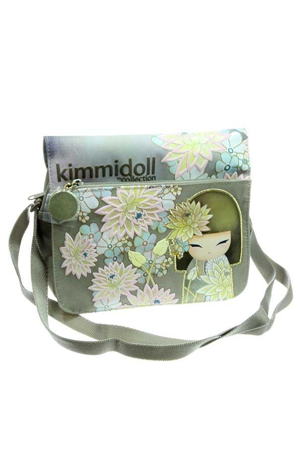 Τσαντάκι ώμου Kimmidoll γκρι 63231