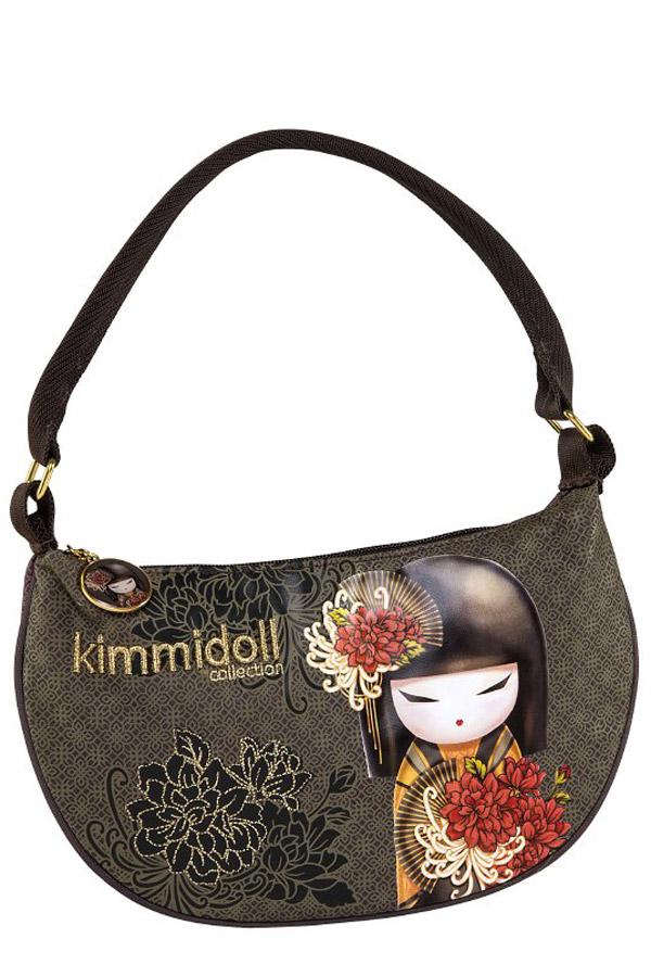 Τσαντάκι ώμου οβάλ Kimmidoll Tatsuyo - Strong hearted 15328