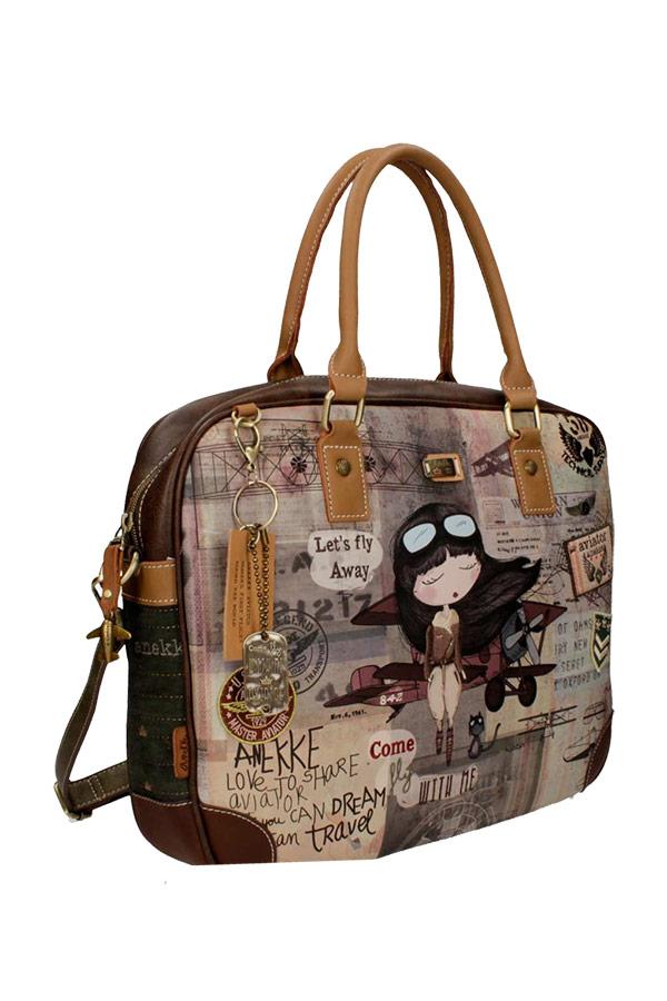 Anekke Τσάντα laptop - Χαρτοφύλακας Aviator 27854-06