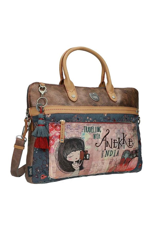 Anekke India Τσάντα laptop - Χαρτοφύλακας 28874-05