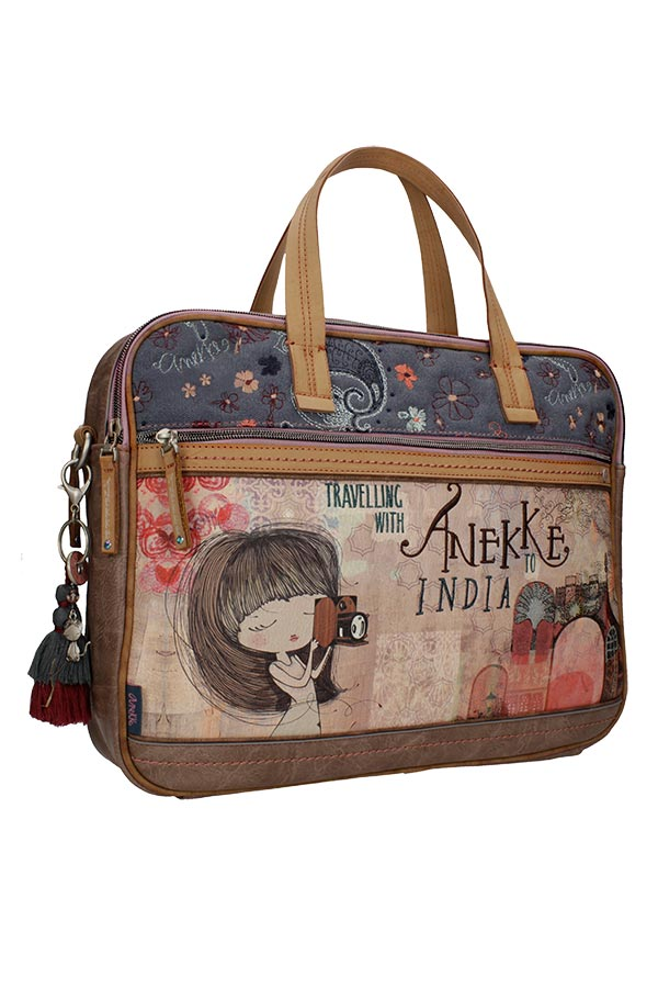 Anekke India Τσάντα laptop - Χαρτοφύλακας 28874-13