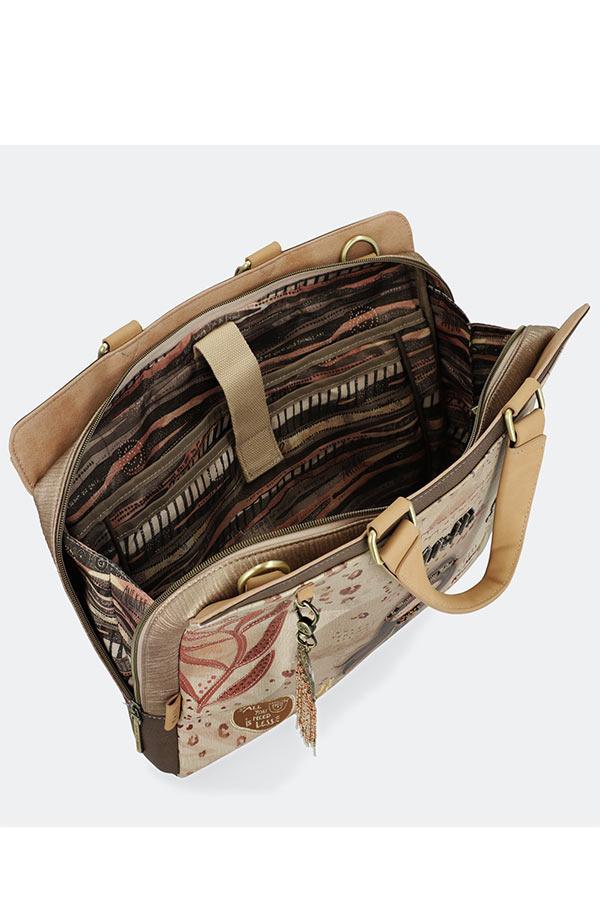 Anekke Kenya Χαρτοφύλακας με θέση για laptop 17 inches 32720-06-116