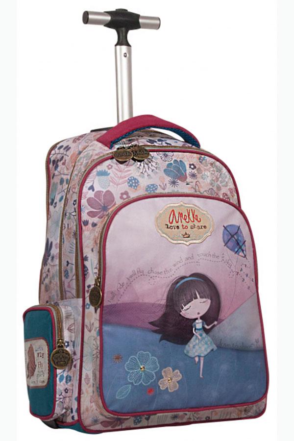 Anekke Σχολική τσάντα τρόλεϊ Liberty Back me up 346-94074