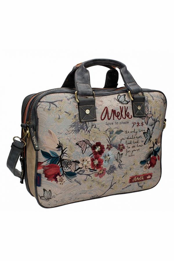 Anekke - Meraki 25804-2 τσάντα laptop - χαρτοφύλακας μπλε