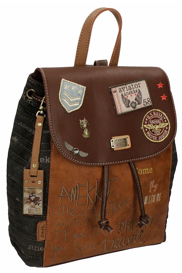 Anekke Σακίδιο πλάτης με καπάκι Aviator 27855-05