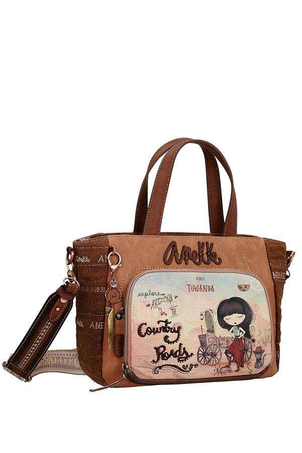 Anekke Arizona Τσάντα χειρός - ώμου μεσαία 30701-65