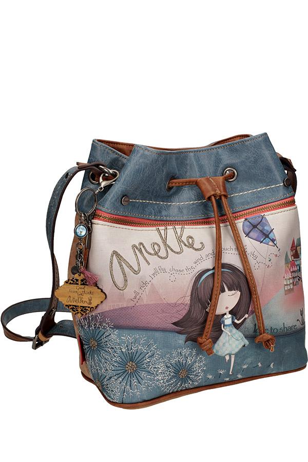 Anekke Τσάντα ώμου πουγκί Liberty 26832-16