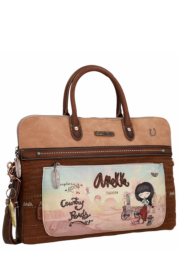 Anekke Arizona Τσάντα laptop 17 inches  - Χαρτοφύλακας 30704-05