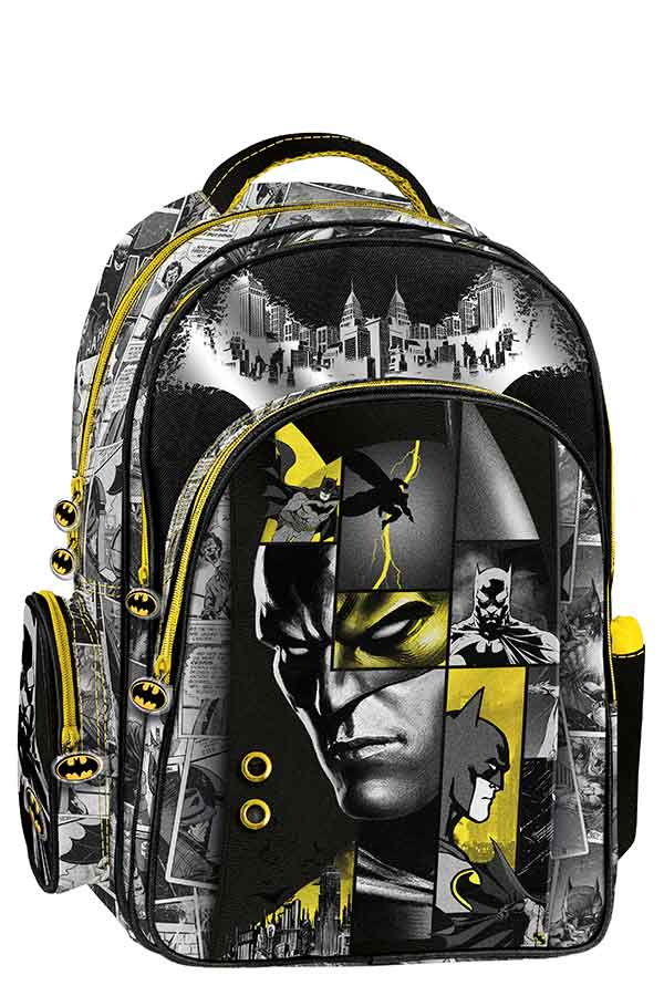 Batman Σακίδιο πλάτης πολυθεσιακό Graffiti 205211