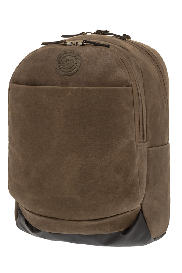 DECK9 Σακίδιο BACKPACK WAXED CANVAS 80181807