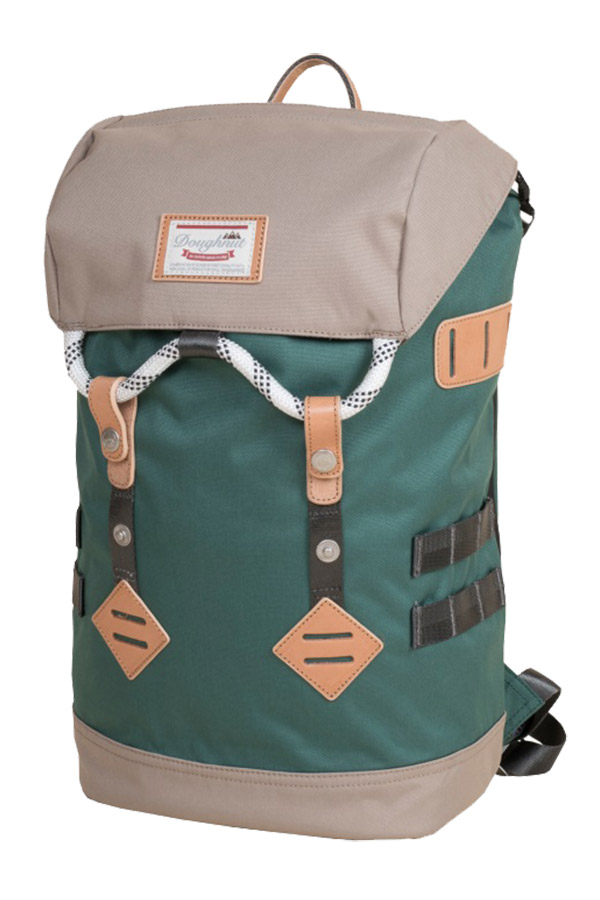 328361d5b6 Doughnut Backpack Σακίδιο πλάτης Colorado Small Slate D183-5213-F