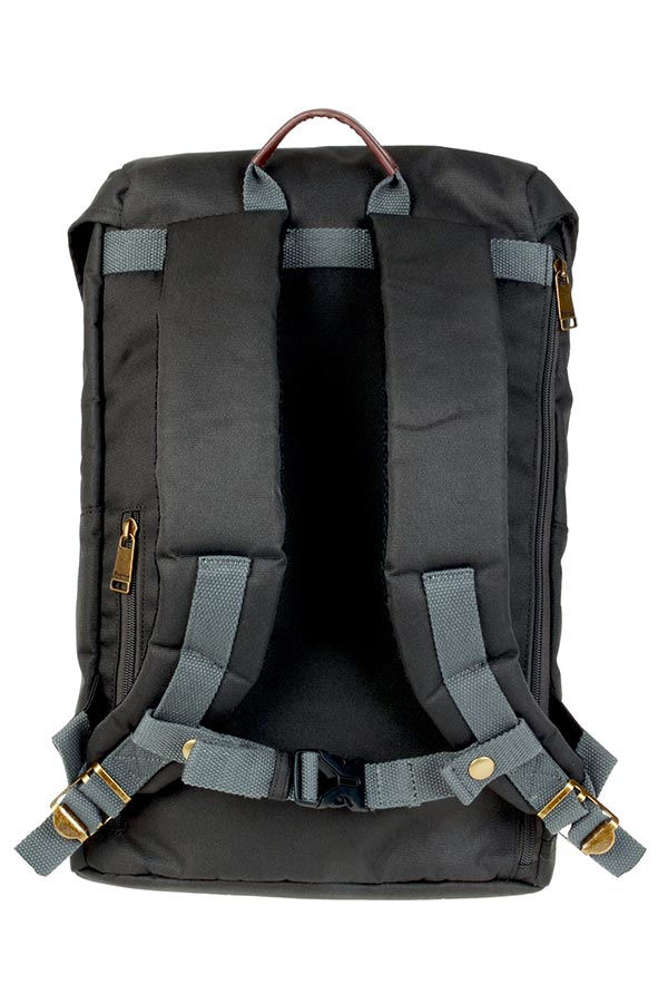 62501e09dd0 Doughnut Backpack Σακίδιο πλάτης Anderson Charcoal D115-0004-F. Επιστροφή