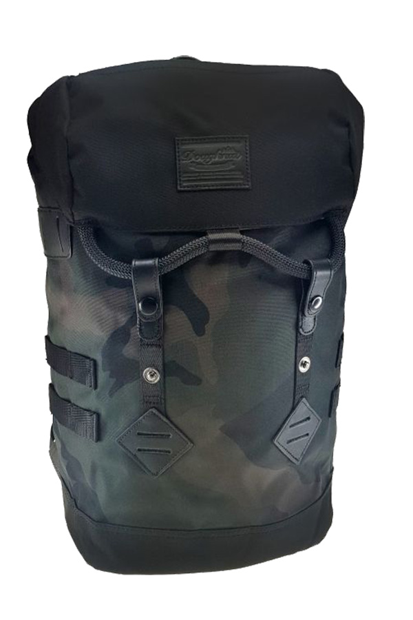 Doughnut Backpack Σακίδιο πλάτης Colorado Small Camo Series Army x Black D183CA-4803-F