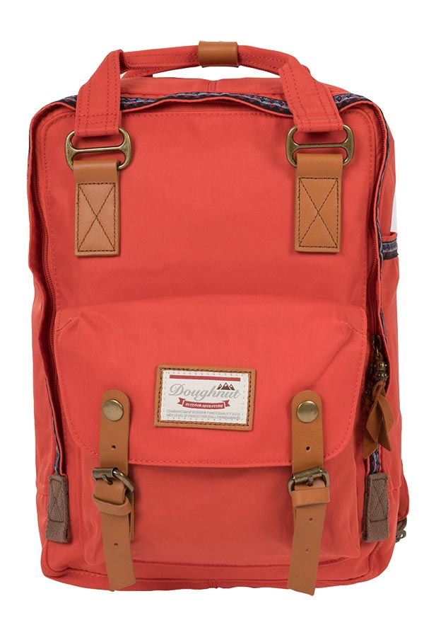 Doughnut Backpack Σακίδιο πλάτης Macaroon Bo-He Pumpkin D010BH-0024-F
