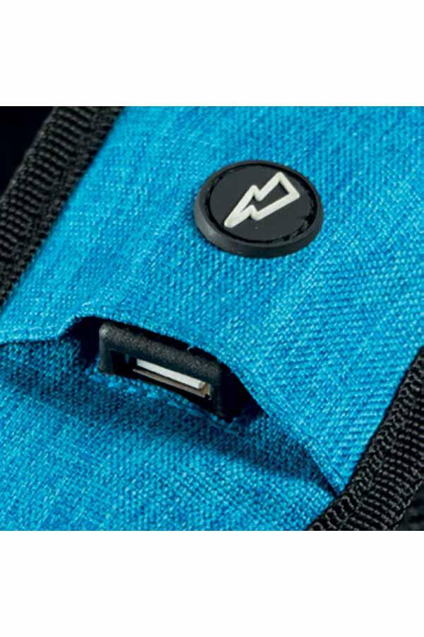 Σακίδιο BACKPACK must Monochrome Jean μπλε σκούρο 000579408
