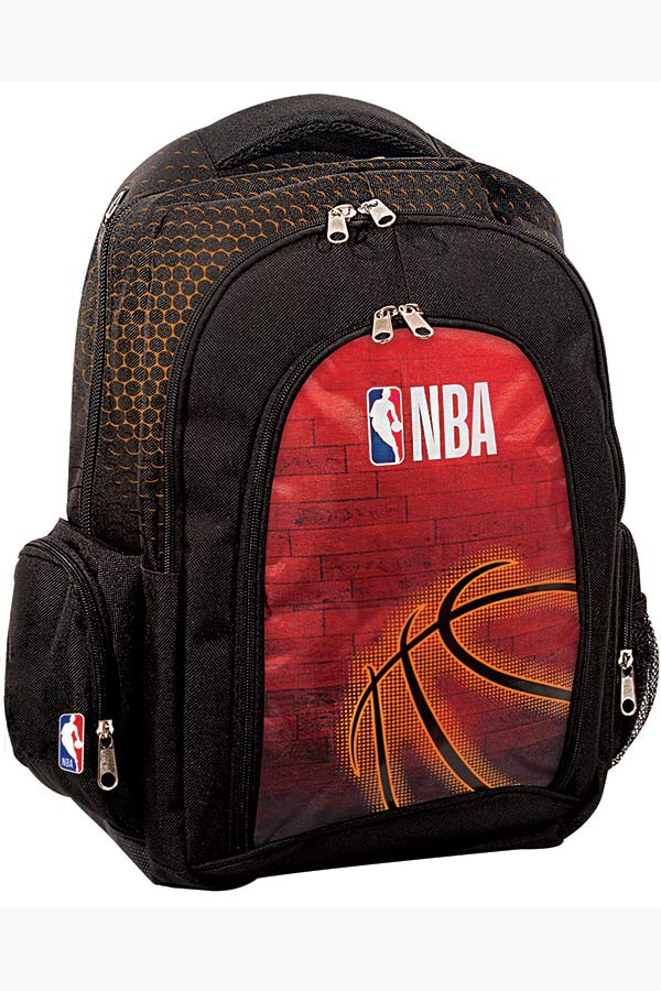 NBA Σακίδιο BACKPACK Ball parquet 338-65031