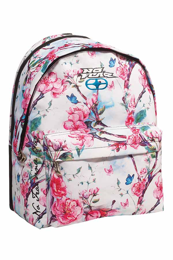 Σακίδιο πλάτης BACKPACK NO FEAR Butterfly Almond 34749034