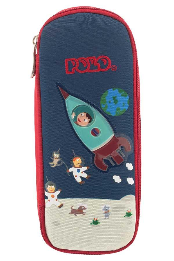 POLO CASE ANIMAL Κασετίνα σχολική αστροναύτης 93701160