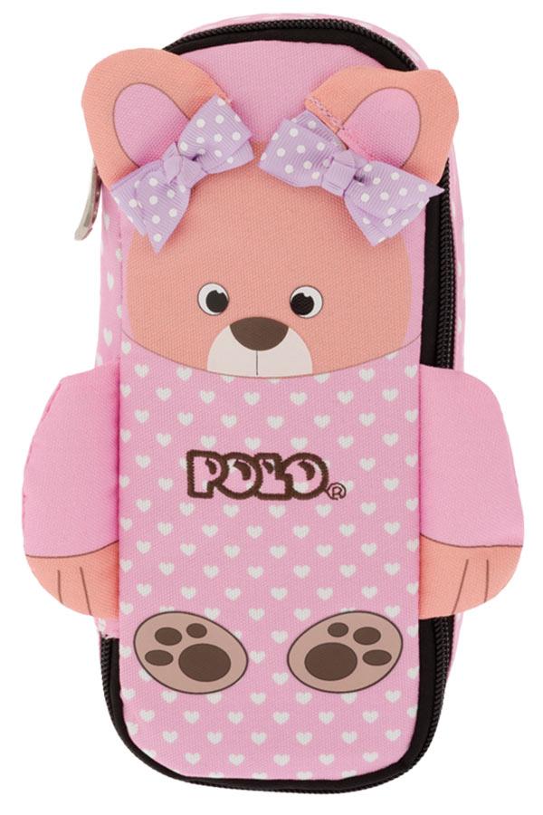 POLO CASE ANIMAL Κασετίνα σχολική αρκουδάκι 93701174