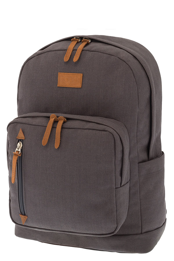 POLO BACKPACK Σακίδιο BOLE 1000D γκρι 90124309