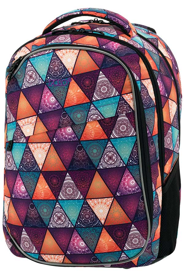 POLO BACKPACK Σακίδιο PATTERNS 90125619