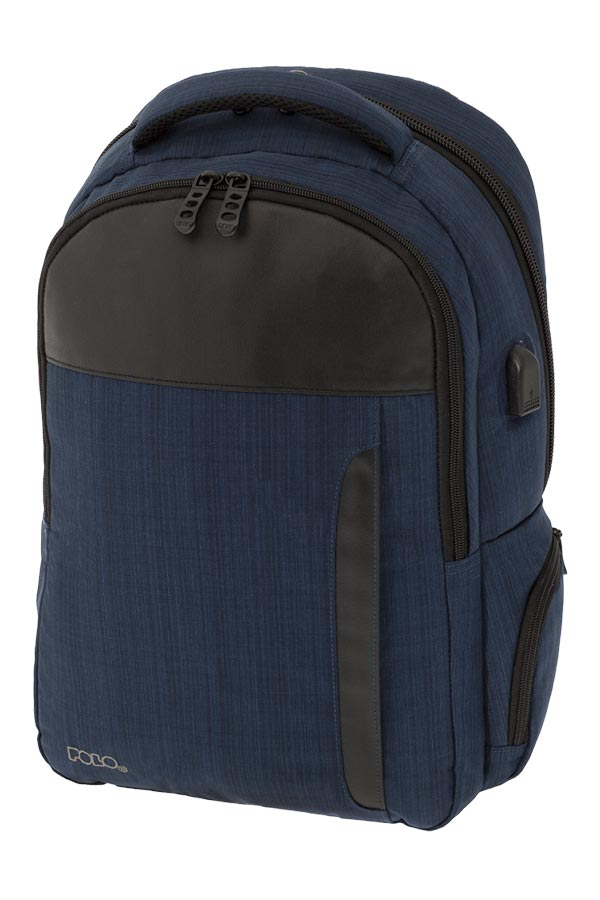 POLO BACKPACK Σακίδιο ROBUST μπλε 90124905