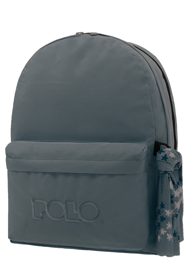 85cce8e07f Σακίδιο POLO BACKPACK DOUBLE WITH SCARF ραφ 90123508