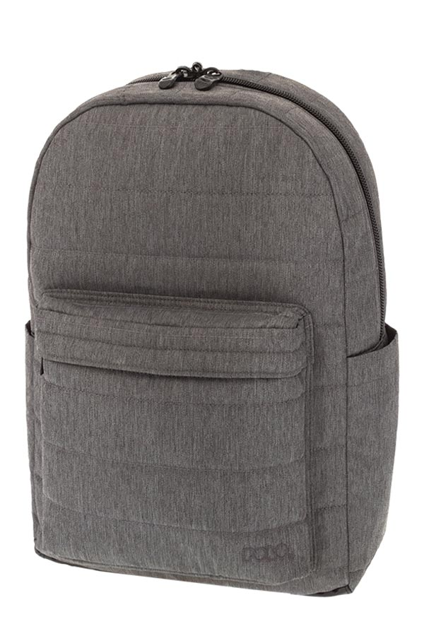 78eb1626a5 POLO BACKPACK Σακίδιο πλάτης SEAMS γκρι 90124608 ...