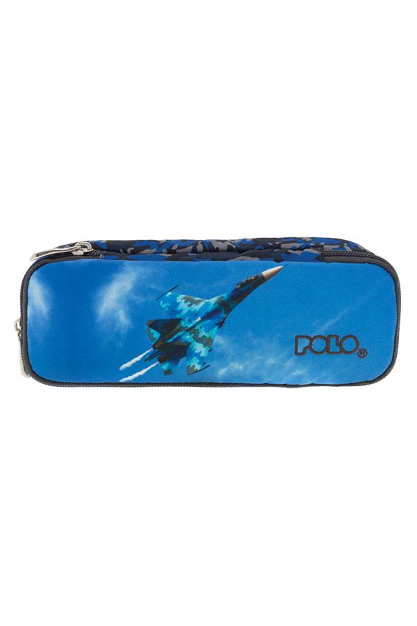 POLO CASE ATOMIC Κασετίνα σχολική Αεροπλάνο 93722917