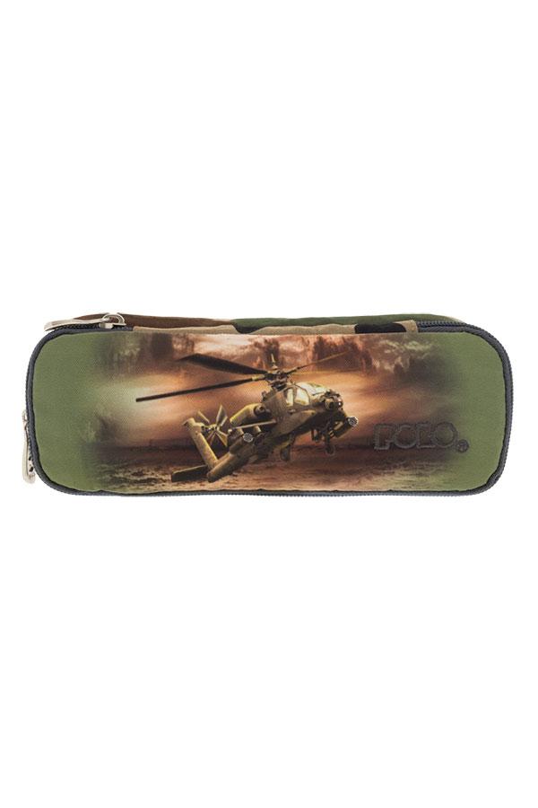 POLO CASE TURBO Κασετίνα σχολική Ελικόπτερο 93722842