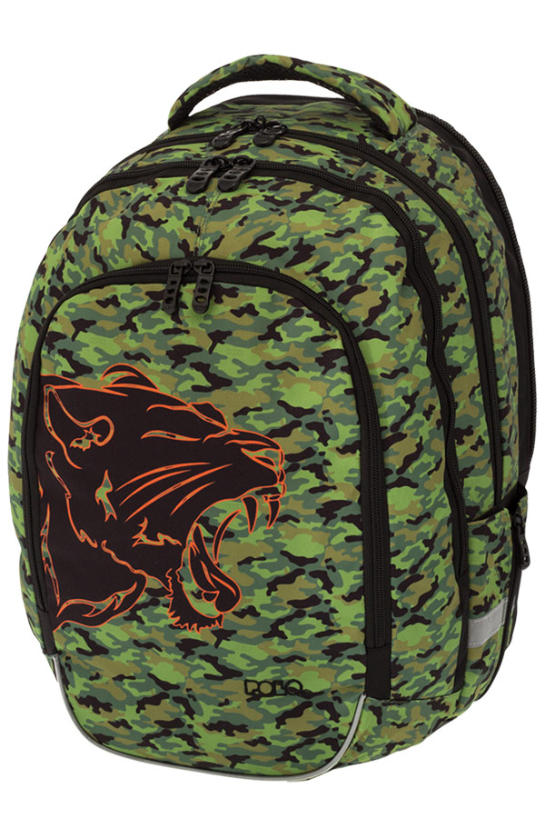 a6414811d9 Σακίδιο POLO BACKPACK ALIEN PANTHERS πάνθηρας 90123142 ...