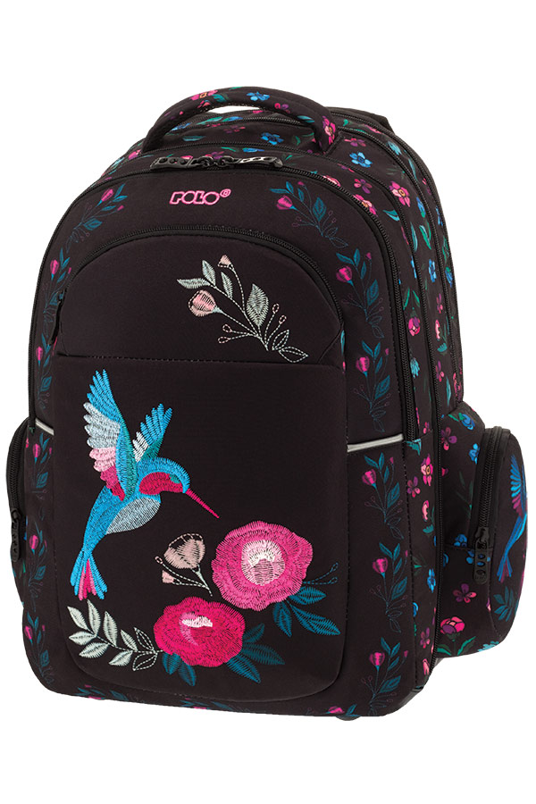 POLO BACKPACK Σακίδιο EXPAND GLOW κολιμπρί 90125402